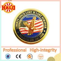 Quality Promotional sports challenge coin custom cheap challenge coins for sale