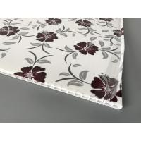 Buy 2 * 2 Feets PVC Ceiling Boards For Commercial Square Shape OEM / ODM Acceptable at wholesale prices