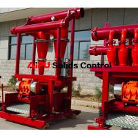 Quality High efficiency desander separator used in well drilling for sale for sale