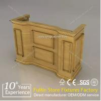 Quality For Sale supermarket high quality checkout counter showcase for sale