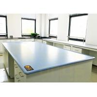 Quality High Performance Laboratory Bench Top , Epoxy Resin Worktop 0.031% Water Absorption for sale