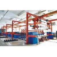 Buy cheap HJ-DDX-2 automatic electroplating Plant for gravure cylinder making from wholesalers