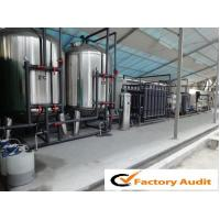 Quality UV Sterilizer Auto Mineral Water Treatment Equipments Electrical Driven type for sale