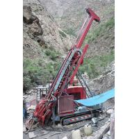 Buy Φ150~Φ250 Hydraulic Impact 80~100 m Top Drive Anchor Drilling Rig at wholesale prices