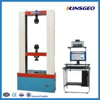 Quality Double Pole Pull Testing Equipment Compressive Strength Testing Machine with speed 500mm/min for sale