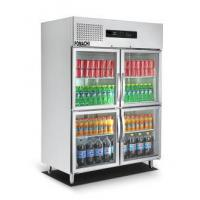 Quality Commercial Upright Refrigerator Glass Door R134a  Refrigeration Upright Refrigerator FMX-BC362D for sale