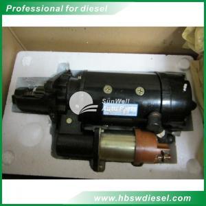 Quality 24V 7.8KW Starting motor for Cummins 6CT 3415537 Starter motor for sale