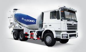 Quality 247kw 9m3 Mobile Concrete Batch Truck YTZ5255GJB35E for sale