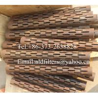 Quality High Quality Slotted Pipes from manufacture for sale