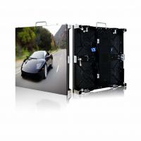 Quality 3.91mm Pixel Pitch Outdoor Advertising Led Display Screen For Stage / Events for sale