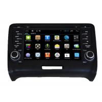 Quality Digital Media Receivers Android Car Multimedia System Audi TT MKT2 2006-2014 for sale