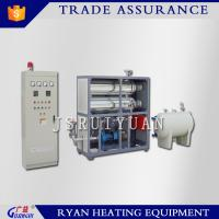 Quality alibaba china 60KW single pump thermal fluid heaters for sale