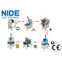Buy Noiseless Fully Automatic Rotor Assembly Line High Performance at wholesale prices