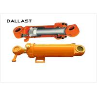 Quality Double Acting Farm Hydraulic Cylinders , Hydraulic Ram Cylinder for Agricultural Farm Truck for sale