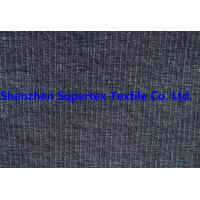 Quality 4 Way Stretch Polyester Ripstop Nylon Fabric 170GSM Navy Single Dyed for sale