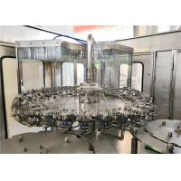 Quality Small 2000BPH Turnkey Auto Water Bottle Filling Machine , Mineral Water Bottling Plant for sale