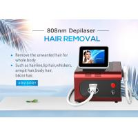 China Professional Portable 808nm Diode Laser Hair Removal Beauty Machine 15000000 Shots on sale