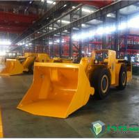 Quality Hydraulic Mining Load Haul Dump Truck Articulated Underground For Rock Excavation for sale