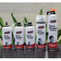 Quality Aerosol Tubeless Tyre Liquid Sealant Non Toxic And Odorless For Car / Motorcycle for sale
