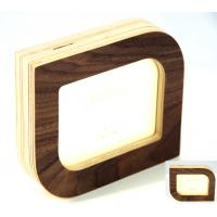 Quality plywood with oak veneer photo frame or Picture frame 3.5*5'' for sale