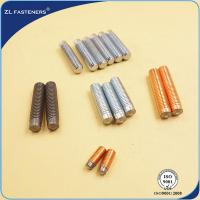 Quality Professional Iso 13918 Weld Stud , Stainless Steel Studs M5~ M20 4.8 Grade for sale