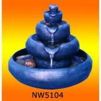 Buy cheap fountain,resin crafts,polyresin gifts,decorative gifts,garden decoration from wholesalers