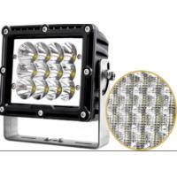 Quality Square  60w Car LED Headlights For Truck SUV ATV CE RoHS Certification for sale