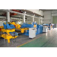 Quality PLC Control HRC Metal Cut To Length Machine With Leveling Function Automatically for sale