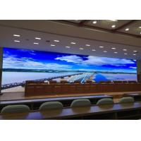 Buy cheap P3 Indoor HD LED screen for rental purpose with flexible panel from wholesalers