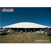 Quality High Strength Big Clear Tents For Weddings , Clear Marquee Tent Flameproof for sale