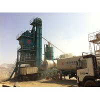 Quality 30000L Bitumen Tank Mobile Asphalt Mixing Plant With Double Shaft Vane Forced Mixer for sale