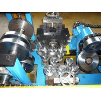 China C Shaped / Z Shape Purlin Roll Forming Machine , Roof Forming Machine on sale