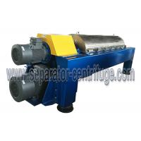 "Quality 18"" Diameter Automatic Horizontal 3 Phase Centrifuge with Two Motors for sale"