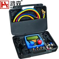 Quality Digital testing and charging Refrigeration Manifold Gauge HS-350 for sale