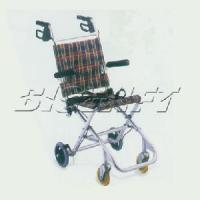 Quality Aluminum Manual Wheelchair (Smaller Size) (QXA900lb-36) for sale
