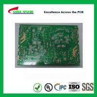 Quality 2L FR4 1.6mm OSP Quick Turn PCB Prototypes For Securit And Protection for sale