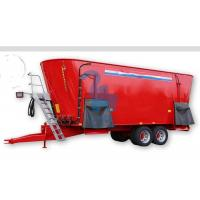 Quality Vertical Screw Wide Feed Mixer Wagon Agriculture Farm Equipment 15650kgs for sale