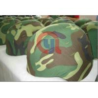 Quality High Modulus Aramid Helmet , Chemical Corrosion Resistance Aramid Material for sale