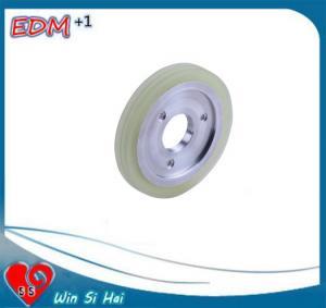 Quality 6EC100B404 /15EC100B404 N416 Fanuc EDM Spare Parts Grppve Tension Roller  104*30*14 for sale