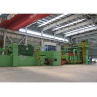 Quality Surface Cleaning Steel Shot Blasting Machine , Steel Shot Blasting Equipment For Machine for sale