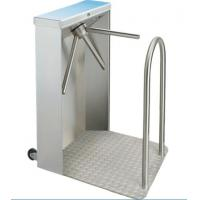 Quality stainless steel Y109 Pedestrian Tripod Turnstile for outdoor for sale