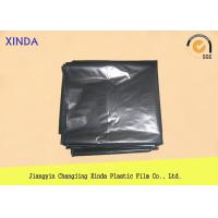 Quality Rubbish bin liner plastic garbage heavy duty bag on rolls printable artwork for sale