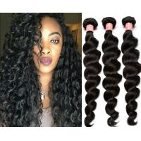 Quality 7A Human Hair Virgin Brazilian Hair Extensions 8 inch to 30 inch loose wave 3.5oz for sale