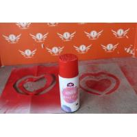 Quality Fluorescent Water Based Spray Paint Washable Chalk Paint For Kids for sale