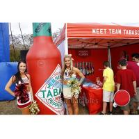 Quality Customized Shaped Inflatable Cans / Bottles with for Commercial Event CE Approval for sale