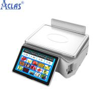 Quality PC POS Touch Scale,Touch Screen Scales,Fiscal Cash Register,PC Scale for sale