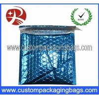 China Self-adhesive Clear ALM10 Aluminum Foil Bubble Mail Bags on sale