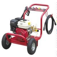 Quality 150Bar High Pressure Washer , 2200PSI Gas Powered 5.5 HP Pressure Washer for sale