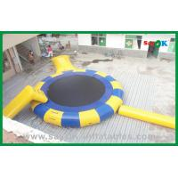 Quality Giant Funny Water Bouncer Inflatable Water Toys For Water Park for sale