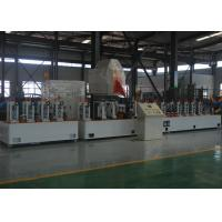 Quality High Speed Industrial Tube Mills , Pipe Milling Machine 15×15-60×60mm Pipe Size for sale